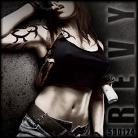 Revy and Tifa by asianaphrodite