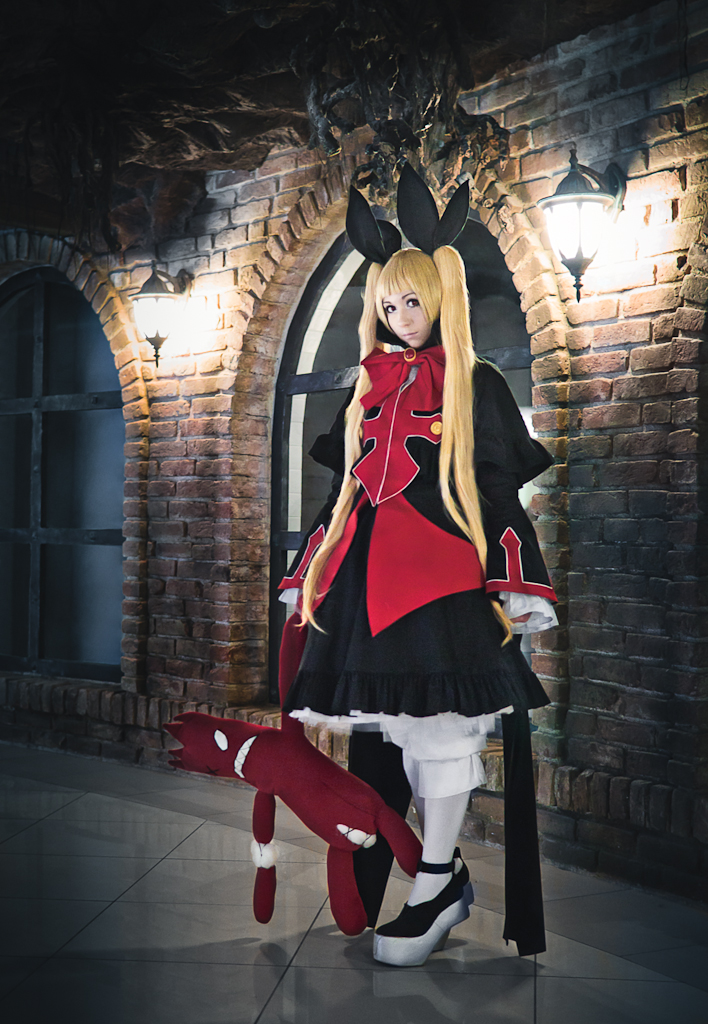 Rachel Alucard novel ver by lina-no-uta