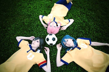 Let`s play a football!