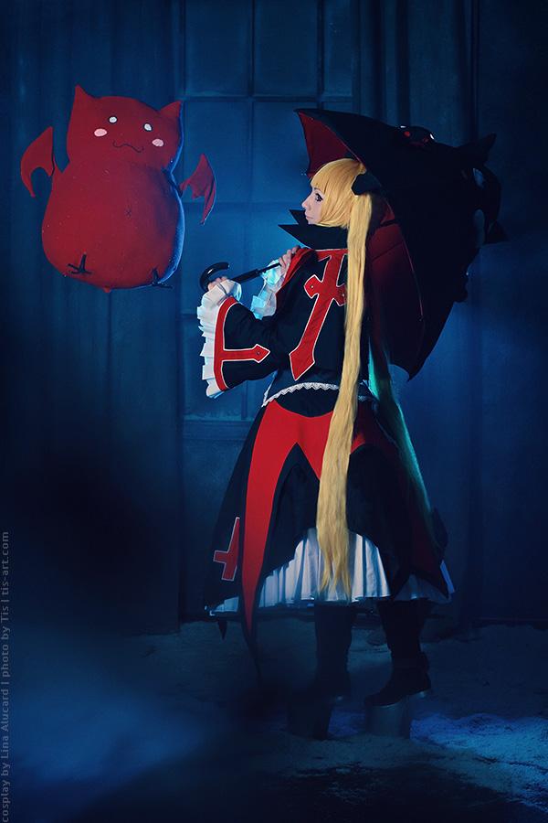 Rachel Alucard by lina-no-uta