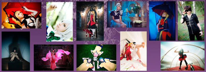 my cosplay 2012