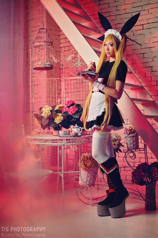 Rachel Alucard maid ver. by lina-no-uta