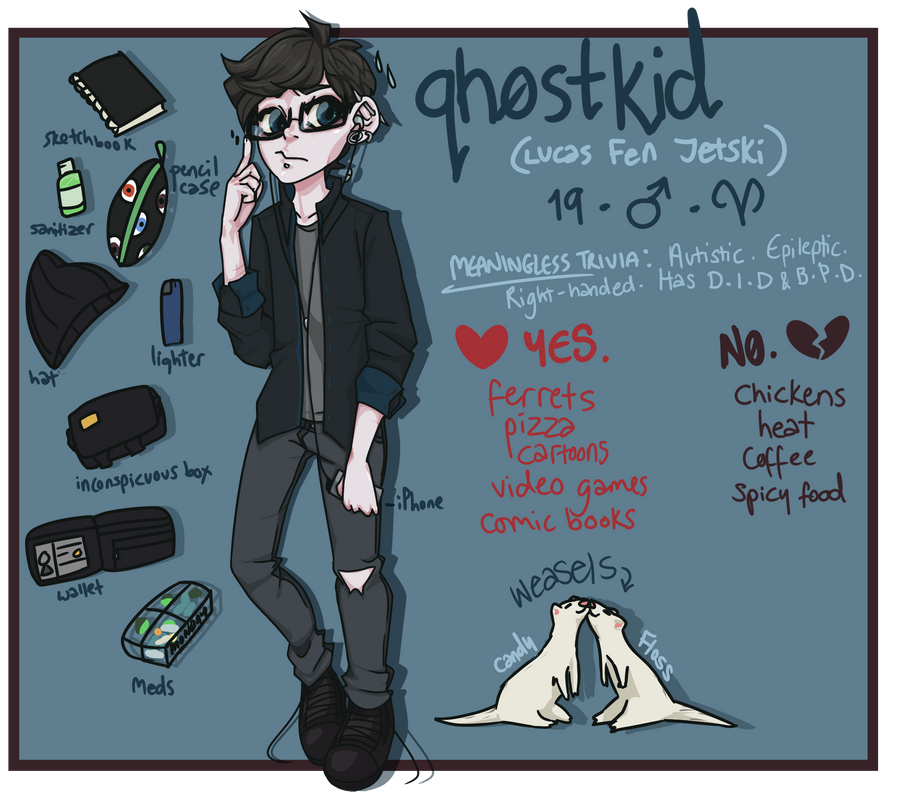 qhostkid's Profile Picture
