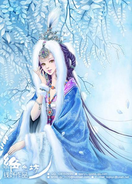 Ice Princess by qianyu