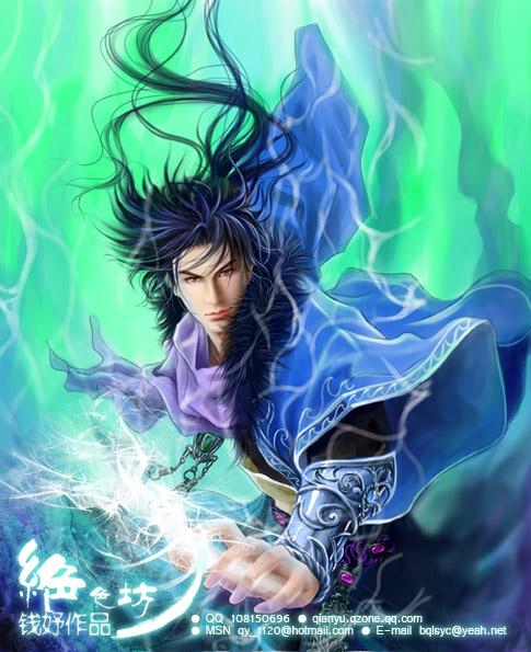 sea anime manga illustration