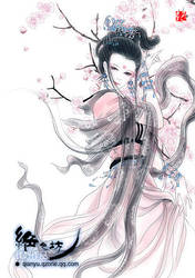 Flowing by qianyu