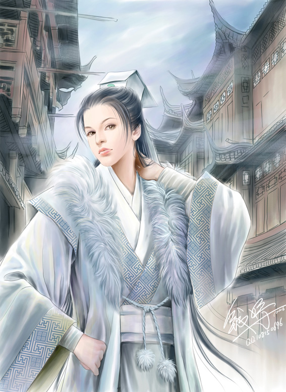 Princess Yu Zhuo by qianyu