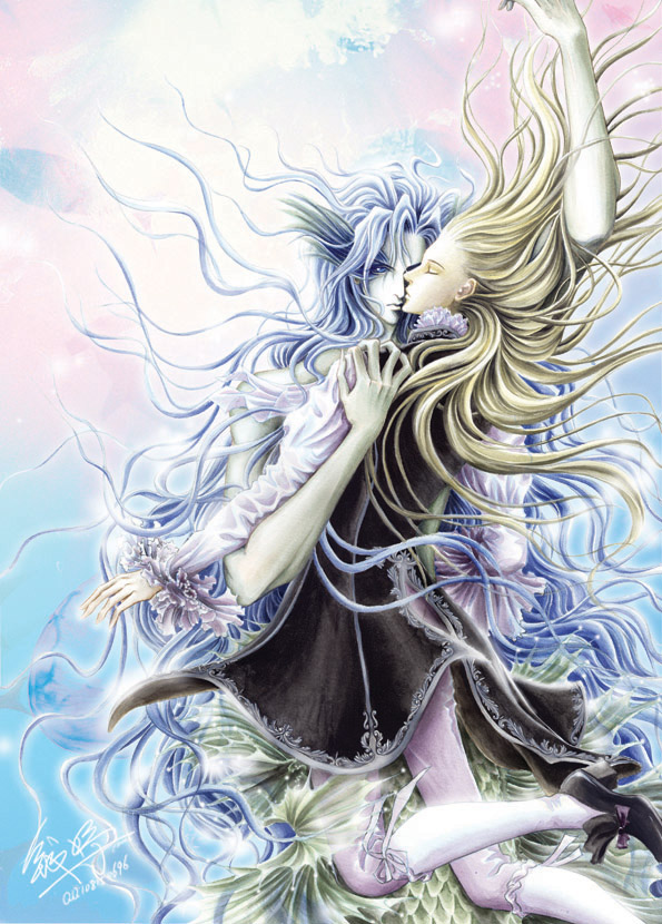 prince anime manga sea