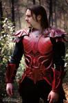 Dragon Efreet leather armor