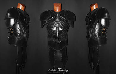 Nightingale skyrim armor, v2