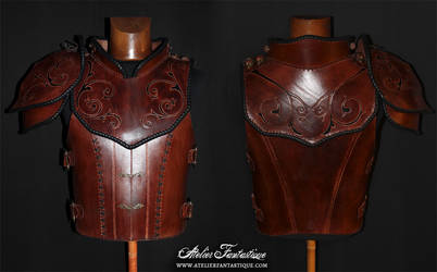 Duellist armor