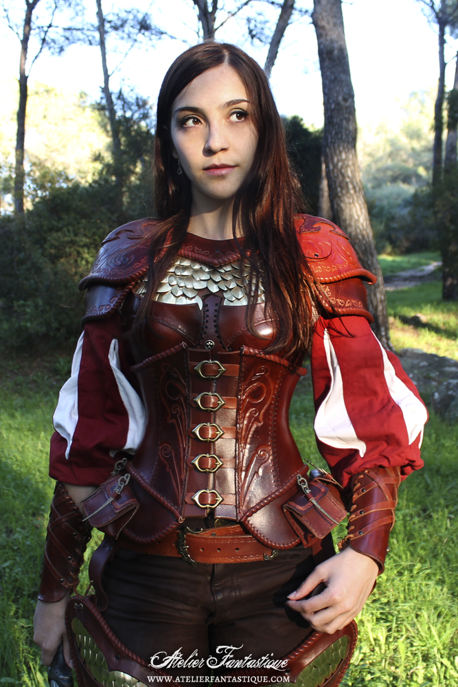 Seraphita armor -3 by AtelierFantastique