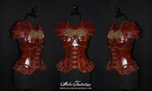 Seraphita armor - 6 (bustle)