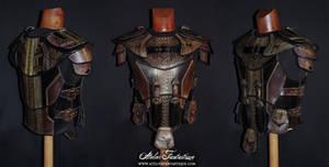 Rogue Elder Scrolls armor