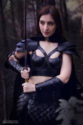 Naos feminine armor