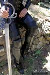 Nephael armor - legs