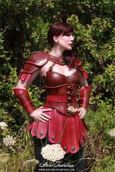 Elania armor by AtelierFantastique