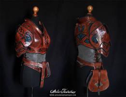 Aslaug armor -4