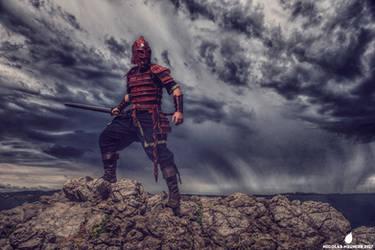 Hjalmar armor - pillaging day
