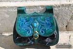Chimaera peacock color bag -1