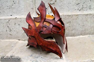 Glorfindel Helmet -1 by AtelierFantastique