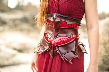 Feanor corset -4 by AtelierFantastique
