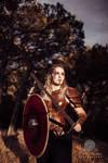 Viking Shieldmaiden armor -1
