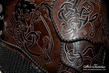 Hjarta jarn armor - details
