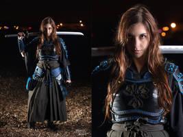 Onna Bugeisha armor -2
