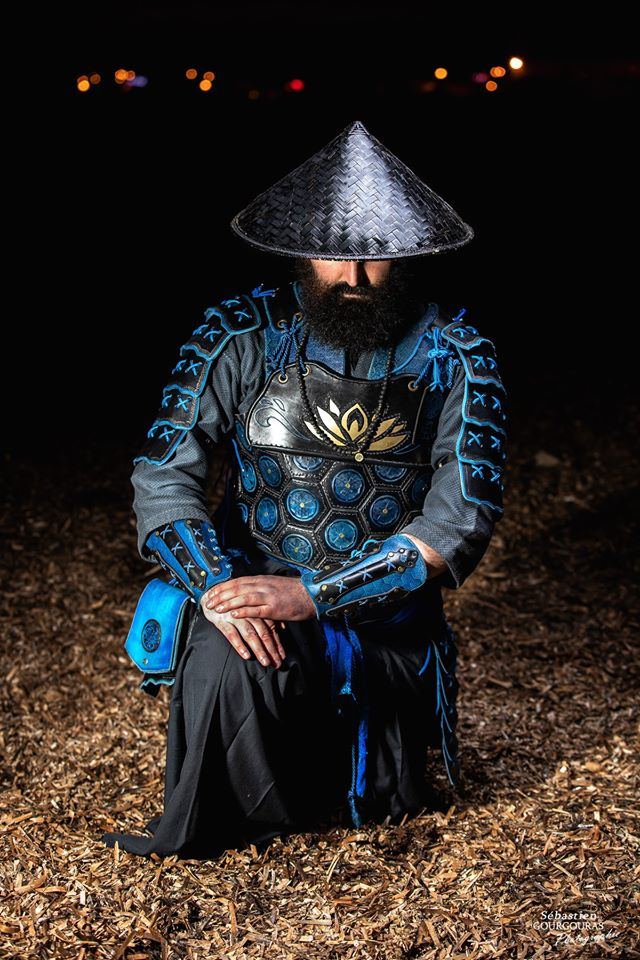 Heikegani armor -2