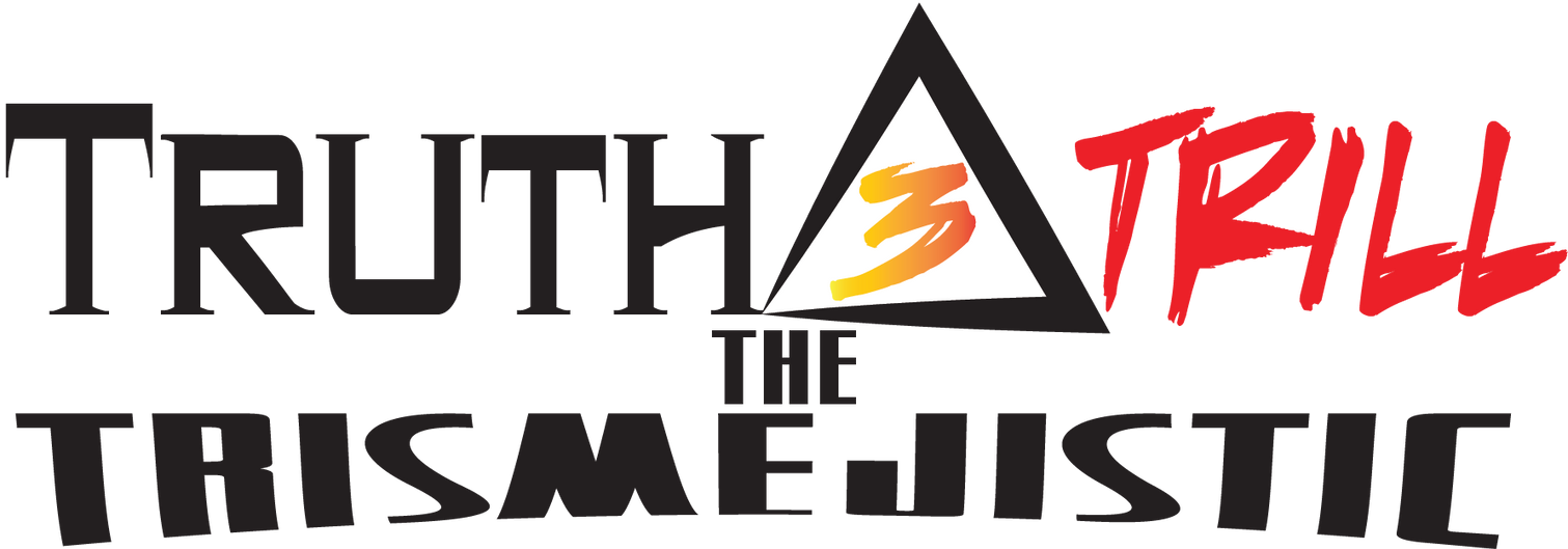 Truth Trill 3 The Trismejistic Logo by andro140