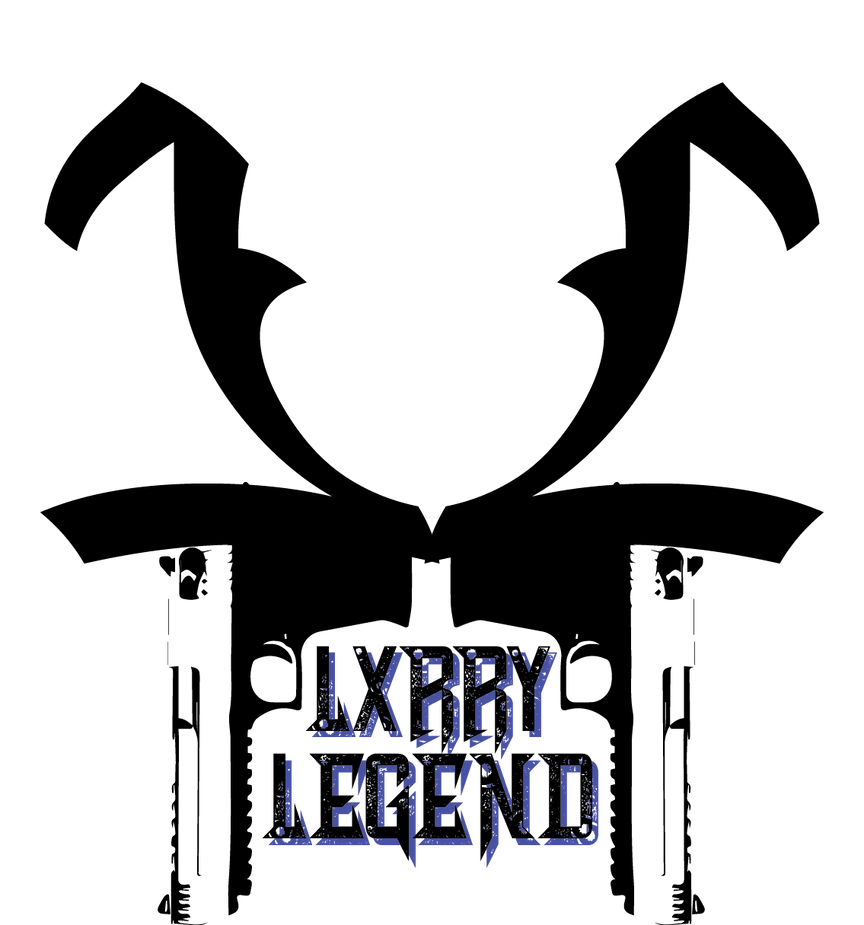 Lxrry Legend Logo by andro140