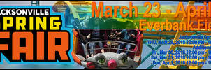 Jacksonville Spring Fair Ad