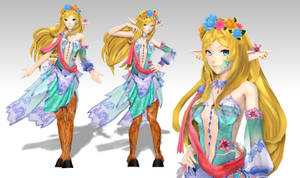 MMD Claire