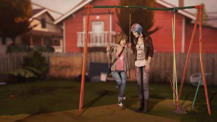Life is Strange ~ Max and Chloe