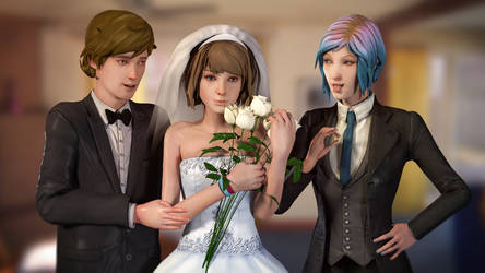 Life is Strange - Wedding