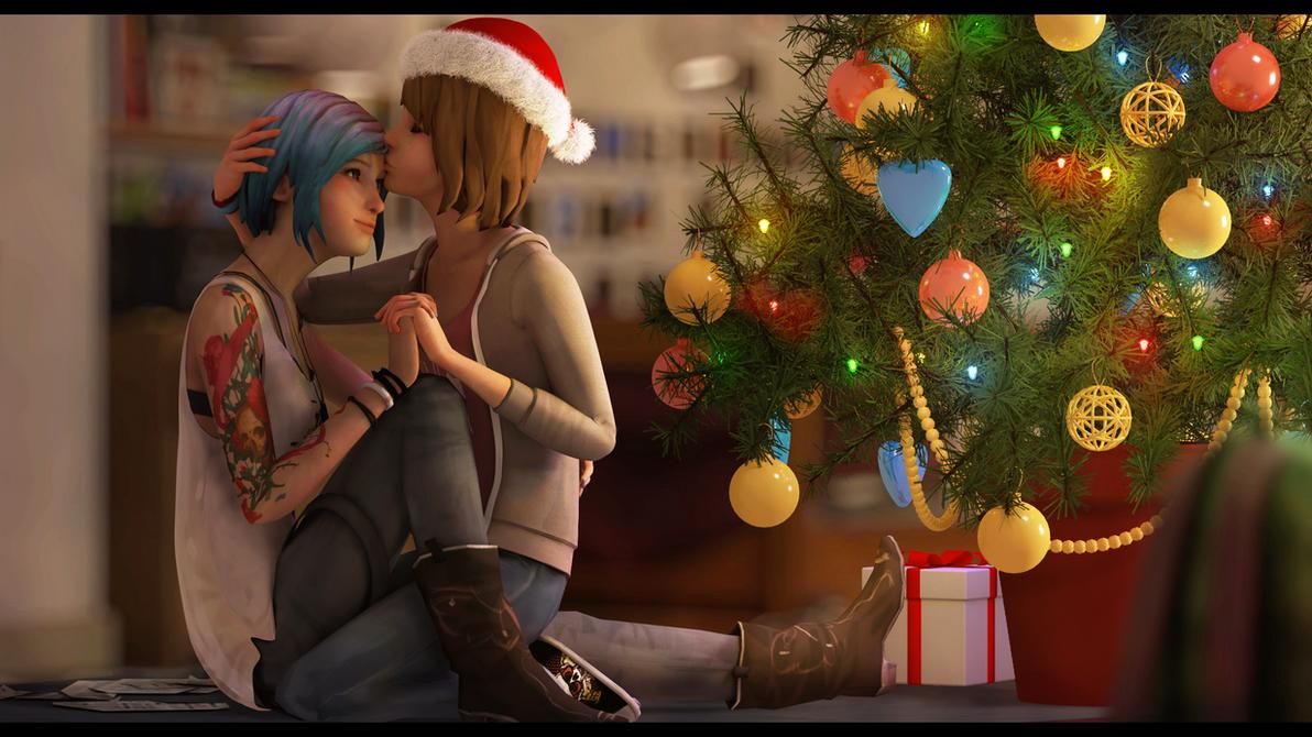 Life is Strange ~ Happy New Year! by Mary-O-o