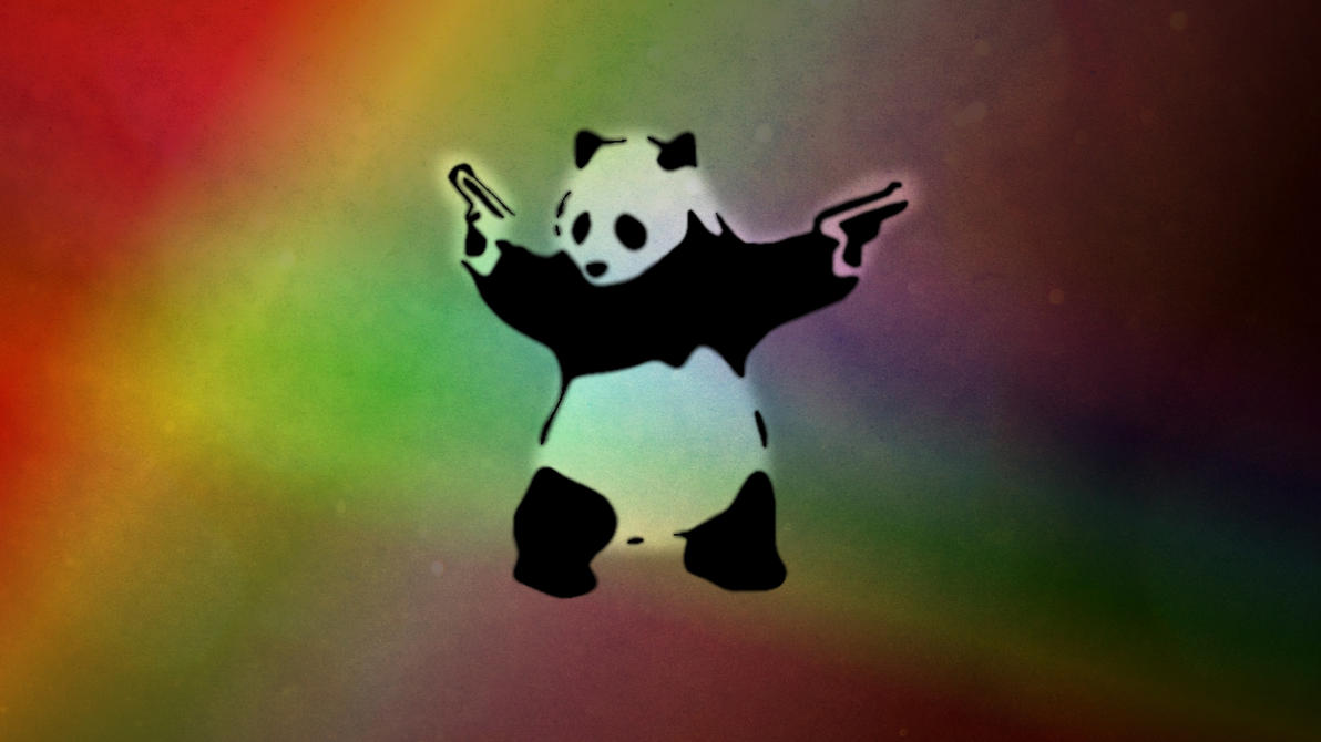 Bad Panda Background 1920x1080 By Toddy2cool