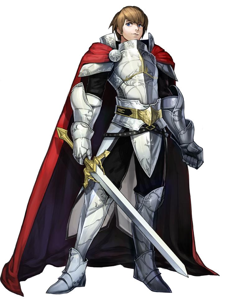 holy Knight by Gopye on DeviantArt