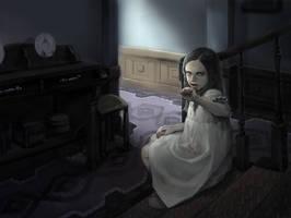 blood girl by Gopye