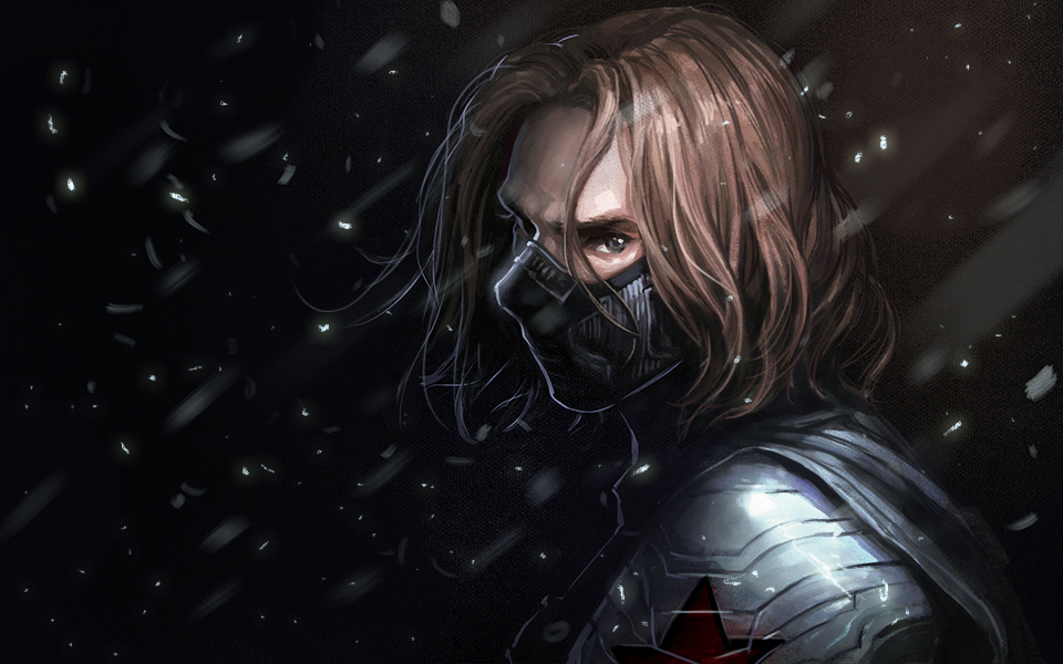 winter soldier by Gopy...