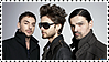*30 Seconds To Mars* empty Stamp by DecodeVia