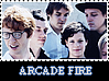 * ARCADE FIRE * Stamp by DecodeVia