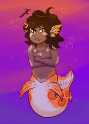 Fish Boy by malpractition