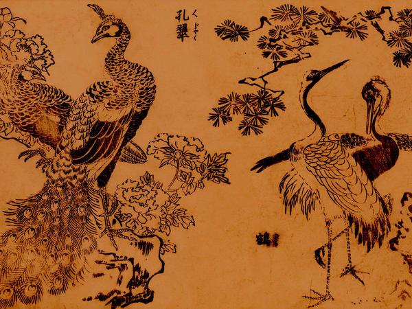 japan art background 8 by janicholie