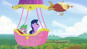 Twilight's Flights