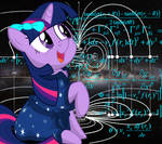 Twilight is Space