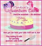 Pinkie's Quantum Cake!