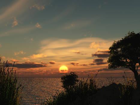 Sunset Serene