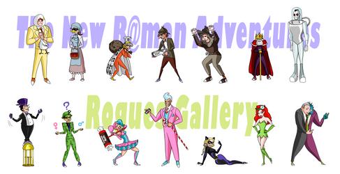 HMB: Rogues Gallery